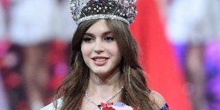 Alina Sankó, ha sido coronada como Miss Rusia 2019