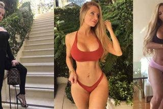 Amanda Elise Lee, la reina del fitness, revela los secretos de su figura sensual