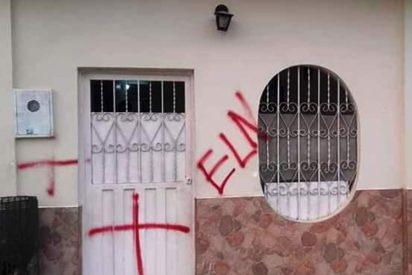 Los terroristas del ELN amenazan con matar a los manifestantes pro Juan Guaidó