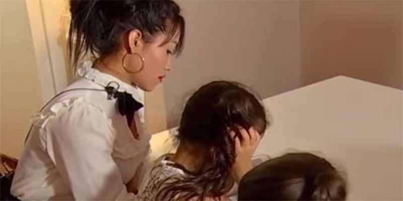 La amiga de 'Lady Frijoles' que cuida de sus hijas revela el martirio que sufren las niñas