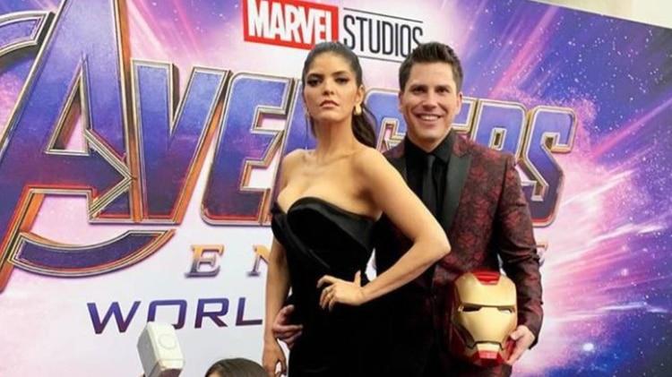 Brutal equivocación de la cantante Ana Bárbara: Confunde a los Avengers con Liga de la justicia