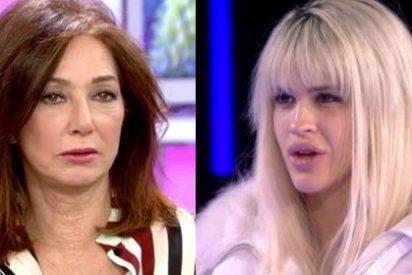 La 'bocachancla' Ylenia, avergonzada ante Ana Rosa Quintana