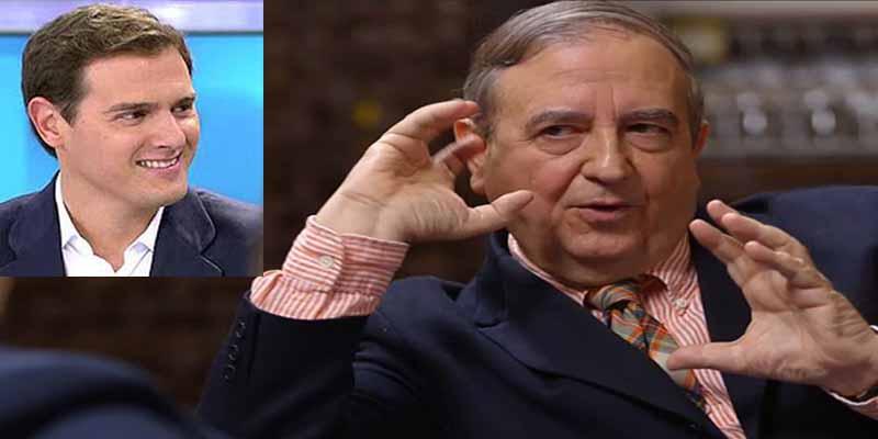 Albert Rivera despelleja al peneuvista Anasagasti por 'mentiroso' y 'desubicado'