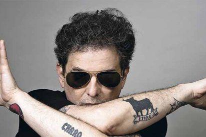 """Andrés Calamaro apuesta por VOX: """"Prefiero el vértigo de los patriotas y reaccionarios"""""""