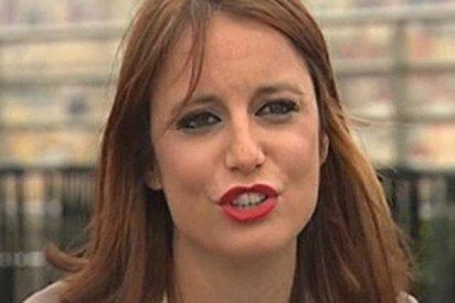 Andrea Levy muy cabreada y con razón por las constantes preguntas sobre su aspecto físico