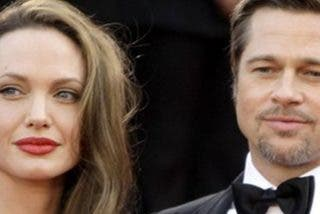 Pillan a Brad Pitt saliendo de la casa de Angelina Jolie y no cesan los rumores
