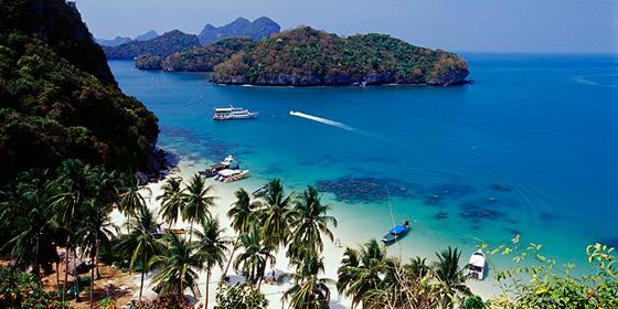 Rincones secretos de Tailandia: Ang Thong
