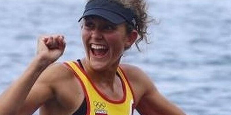 Anna Boada, medallista olímpica de remo, se retira a los 26 años por una depresión