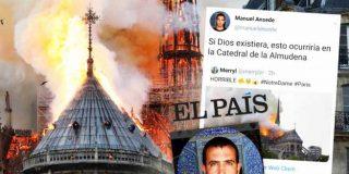 """Periodista de 'El País': """"Si Dios existiera, esto ocurriría en la Almudena"""""""