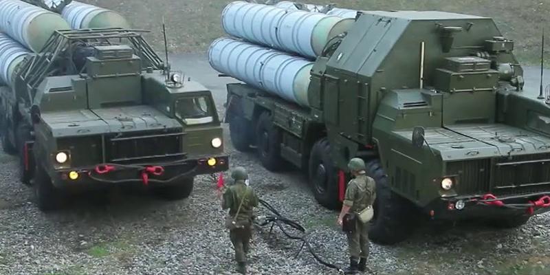 Los apagones deja a los chavistas sin escudo antimisiles: EEUU afirma que los S-300 rusos resultaron dañados