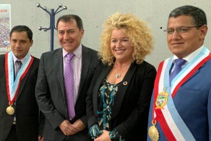 Firman hermanamiento entre Aranjuez y la ciudad peruana de Talavera de la Reina