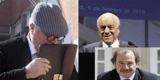 La Audiencia imputa a 'FG', expresidente de BBVA, por sus apaños con el comisario Villarejo