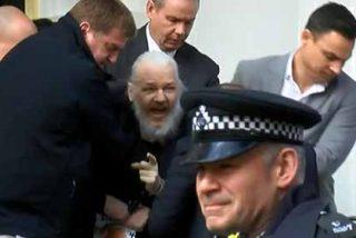 El Gobierno de Reino Unido firma la orden de extradición de Julian Assange a EEUU
