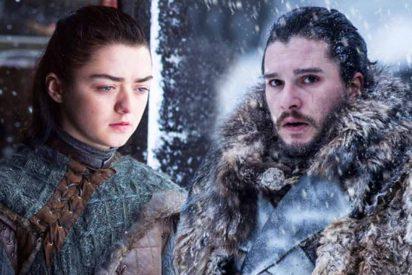 """Arya Stark se equivoca y revela un gran """"spoiler"""" de la última temporada de Juego de Tronos"""