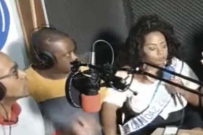 Transmiten en directo el asalto a mano armada de su propio estudio de radio