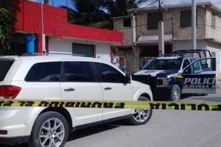 Asesinan en Cancún a alias