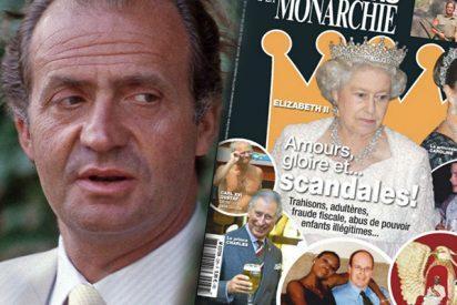 Así es el 'dossier negro' de las amantes españolas de Juan Carlos, incluida una catalana