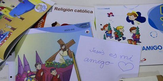 Más de tres millones de alumnos eligen la asignatura de Religión en España