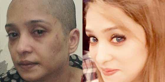 Torturan a una mujer por negarse a bailar para el marido y sus amigotes: la desnudaron, azotaron y raparon