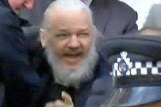 WikiLeaks denuncia ahora espionaje de Ecuador a Assange y demanda a varios españoles por extorsión