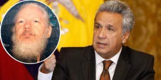 Un tribunal de Ecuador retira la nacionalidad ecuatoriana a Julian Assange