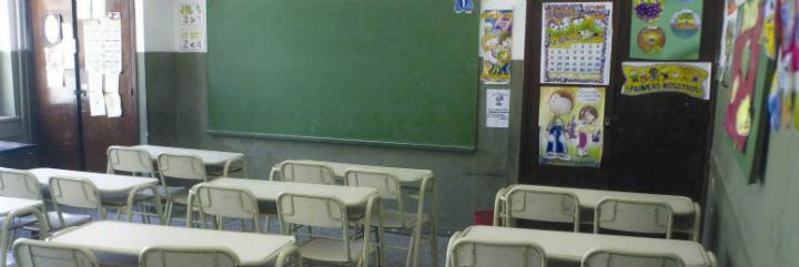 Aulas vacías en Uruguay: seis de cada diez jóvenes no terminan la enseñanza obligatoria