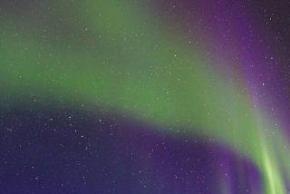 Impresionante 'timelapse' muestra cómo un experimento de la NASA crea una imagen surrealista en el cielo nocturno
