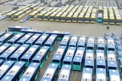 ¡China conquistará el mundo con sus coches eléctricos!