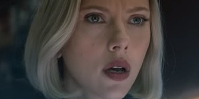 Los fans descubren un 'mensaje secreto' en un nuevo fragmento de 'Avengers: Endgame'