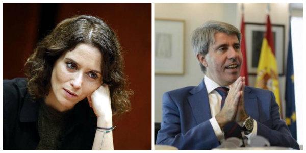 """Guerra abierta entre el """"traidor"""" Garrido e Isabel Díaz Ayuso: """"Las declaraciones de Ayuso suelen ser desafortunadas en términos generales"""""""
