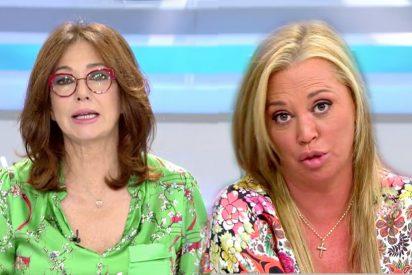 El palo de Ana Rosa Quintana y Joaquín Prat a Belén Esteban deja temblando a Telecinco