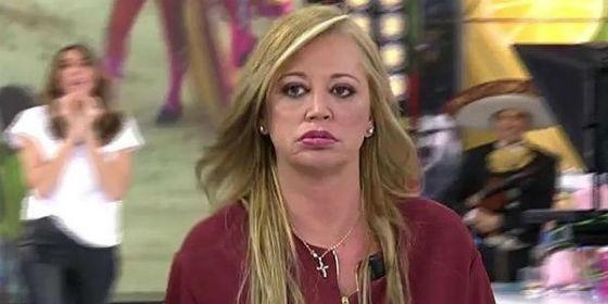 En 'Sálvame' se inventan polémicas para que Belén Esteban siga siendo noticia y ella se cabrea