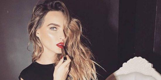 Se le chorreó en la boca: La 'foto X' de la sensual mexicana Belinda