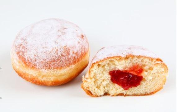 Berlinas dulces alemanas