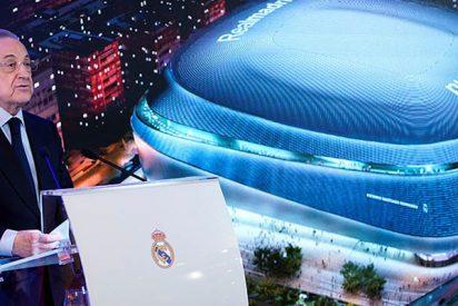 Así será la impresionante reconstrucción del Bernabéu