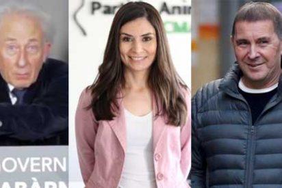 """Albert Boadella se pasa Twitter con la siguiente reflexión de la jornada electoral: """"Es lógico que Bildu tenga más diputados que PACMA porque los de Bildu están más cerca de los animales"""""""