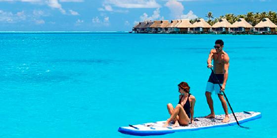 Bora Bora: La isla más bonita del mundo