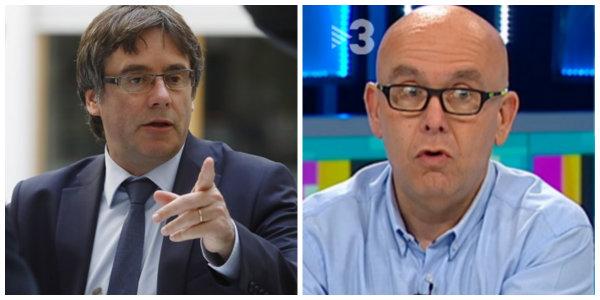 Pataleta del condenado por terrorismo Boye contra el Parlamento Europeo por acorralar políticamente al prófugo Puigdemont