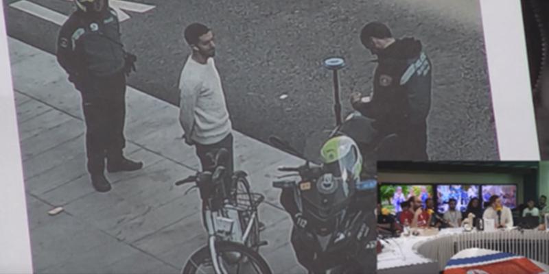 ¿Sabes por qué paró la policía a Davi Broncano y lo puso firmes?