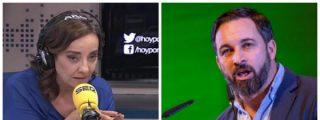 Pepa Bueno está acojo**** ante el ascenso de Vox y culpa al resto de partidos de no censurar el discurso de Santiago Abascal
