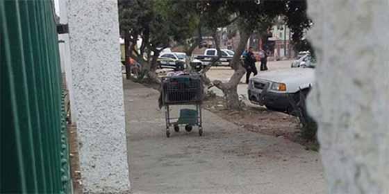 Hallan un cádaver en un carrito de supermercado en México