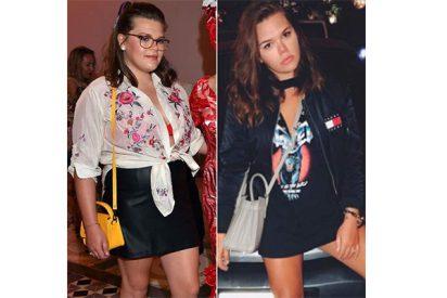 La hija de Estefanía de Mónaco, Camille Gottlieb, pierde 14 kilos y presume de cuerpo