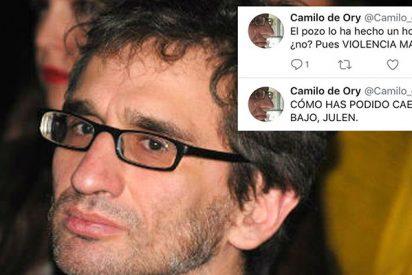 Camilo, un facineroso y el primer tuitero empapelado por hacer burla de la tragedia del niño Julen