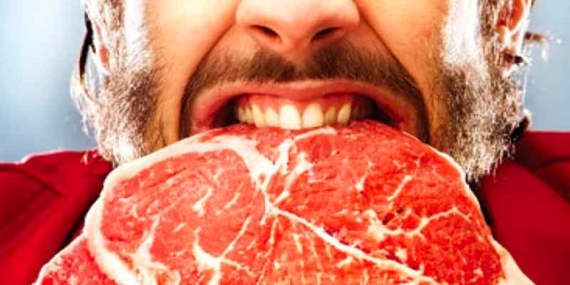 Carnes rojas y marisco: La creatina estimula la función cognitiva en vegetarianos