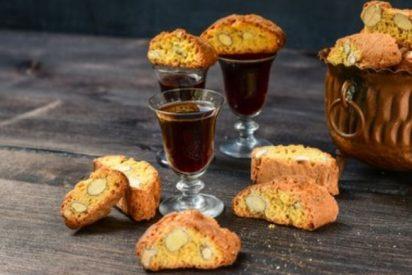 Receta de cantucci: galletas de almendras de la Toscana 👌