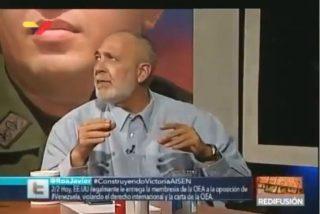 Ridículo chavista: Apagón deja a oscuras a 'La Hojilla', el programa de TV estrella de la dictadura