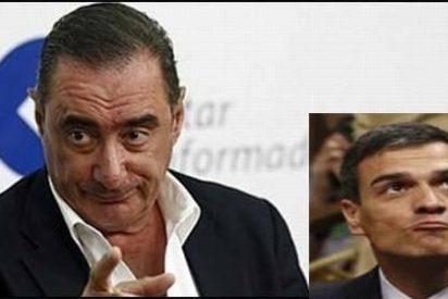 Carlos Herrera revela en directo la desesperada petición que le ha hecho Pedro Sánchez