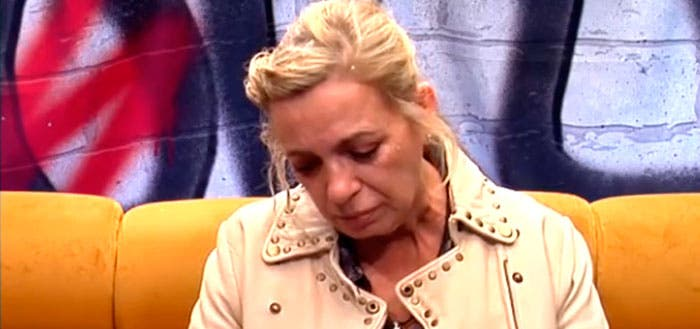 "Carmen Borrego acusa a la organización de 'Sálvame Okupa' de ser ""cruel"" con ella"
