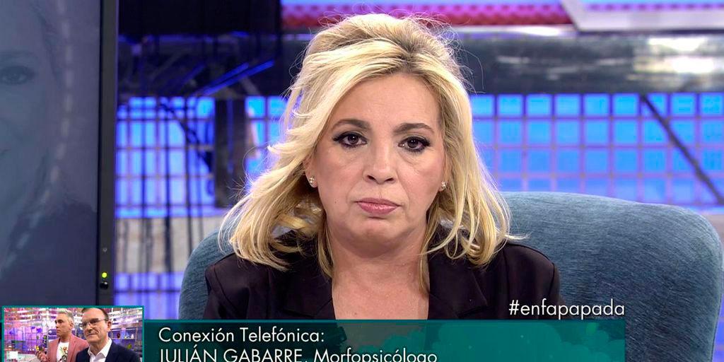 Las Campos, hundidas en la miseria: Carmen Borrego abandona para siempre 'Sálvame'