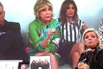 La cruel pregunta de Mila Ximénez a Carmen Borrego que 'aún está pensando que responder'